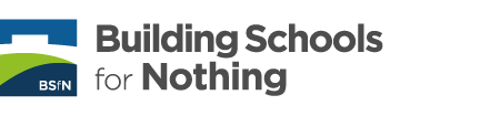 Building Schools for Nothing (BSfN)